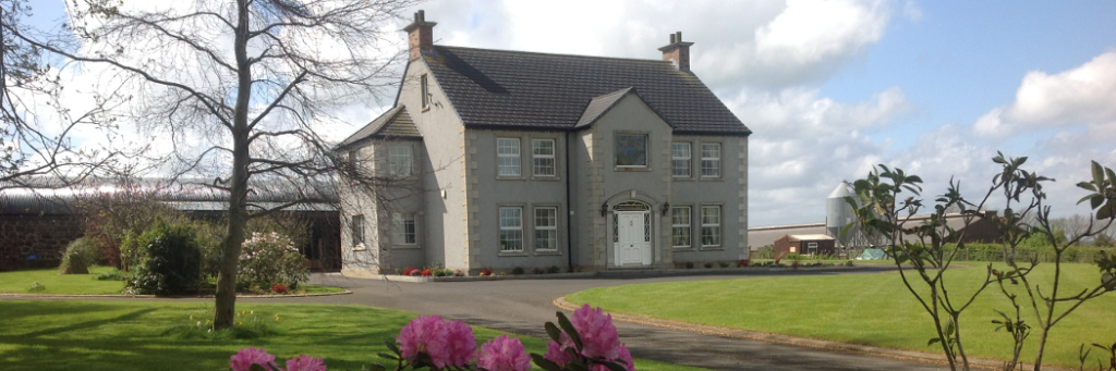 Ballyharvey House Book Now